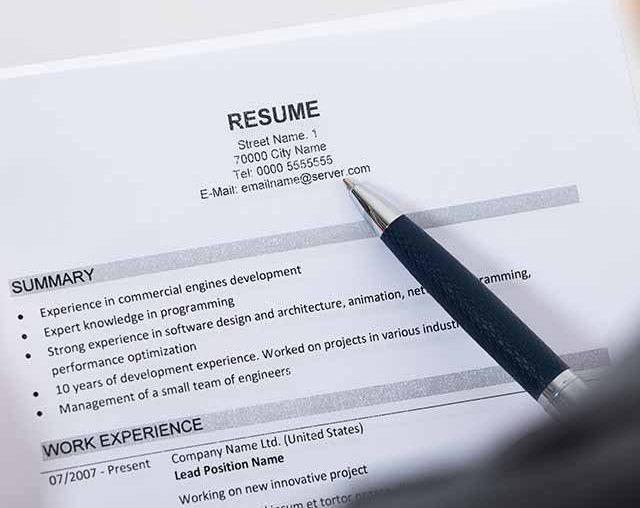 resume-evaluation