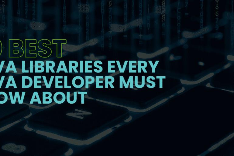 best java libraries